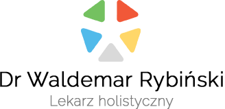 Logo Dr Waldemar Rybiński Lekarz holistyczny